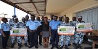 Formation des agents de police du district d'Abidjan sur la protection des réfugiés en période électorale